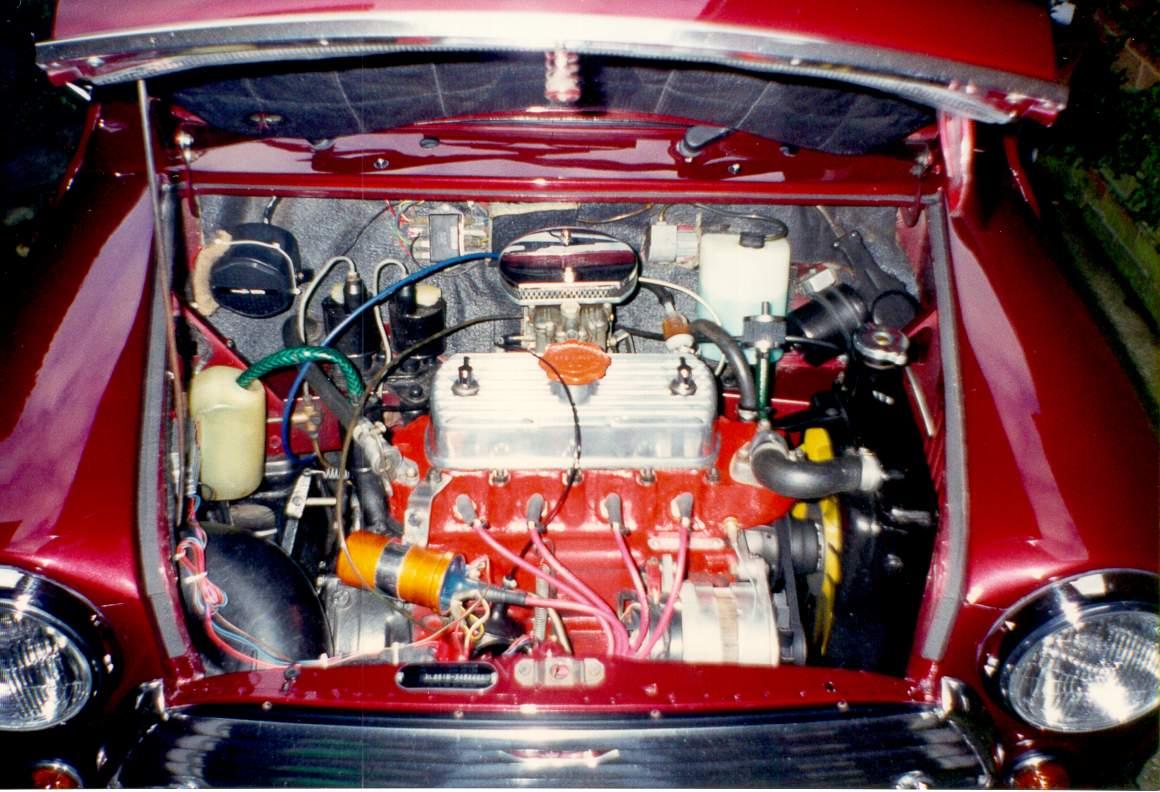 Mini 1293cc